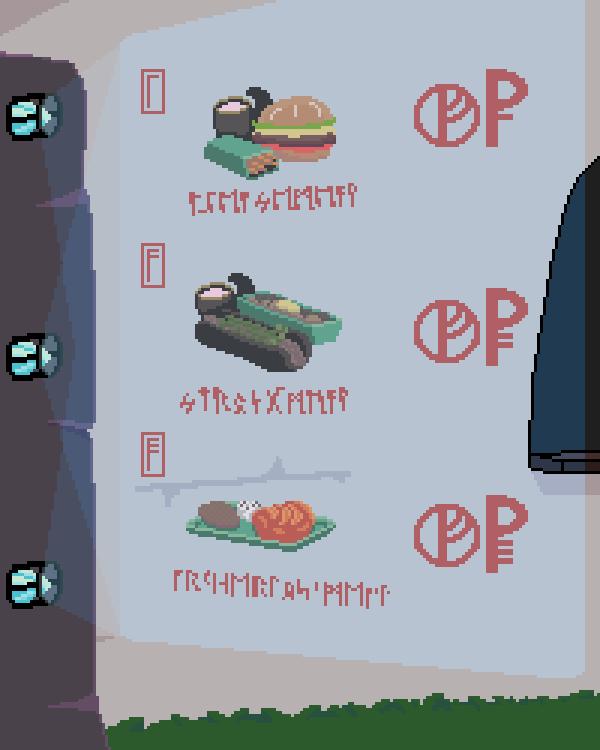 pleaseburger menu